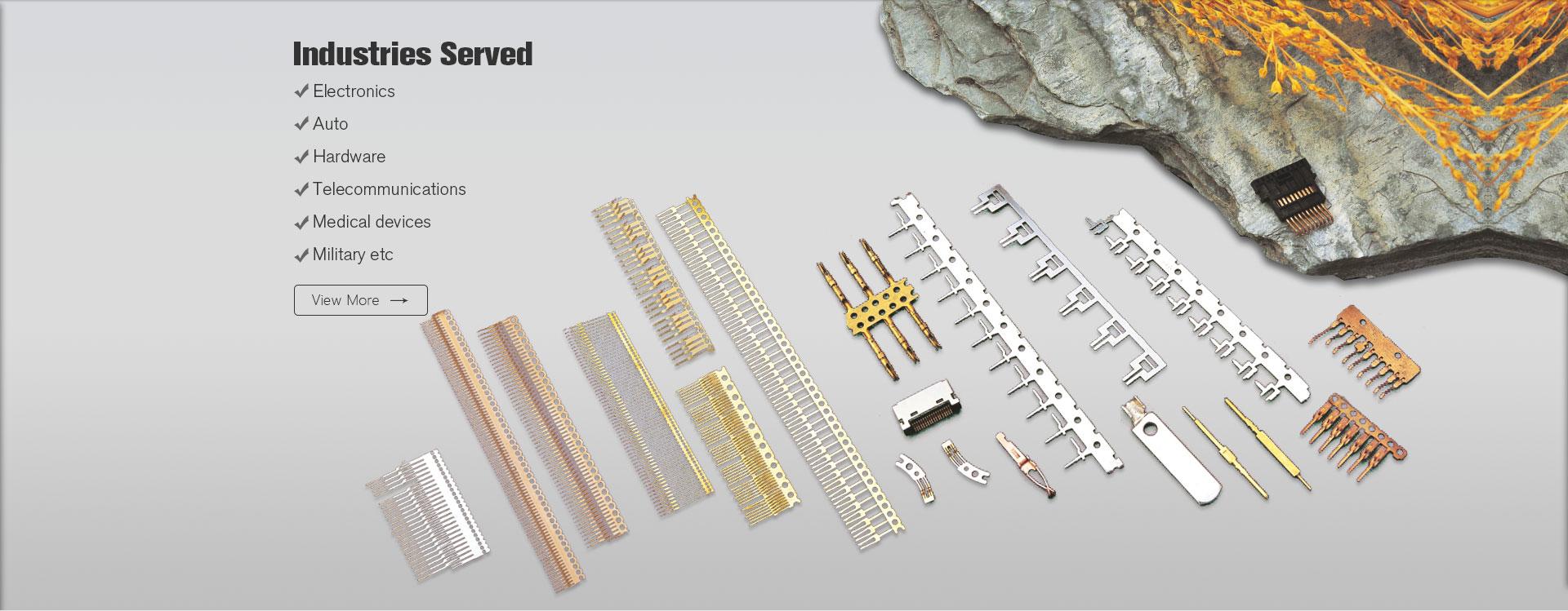 Stamping Die, Tooling Spare Parts, Metal Stamping