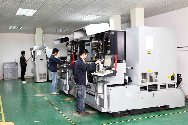 Dongguan Huisoelec Factory